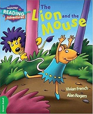 Green The Lion and the Mouse