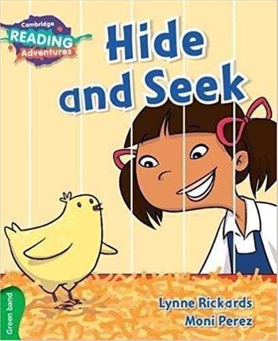 Green Hide and Seek