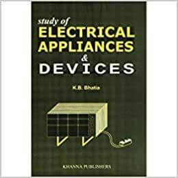 Study of Electrical Appliances & Devices�