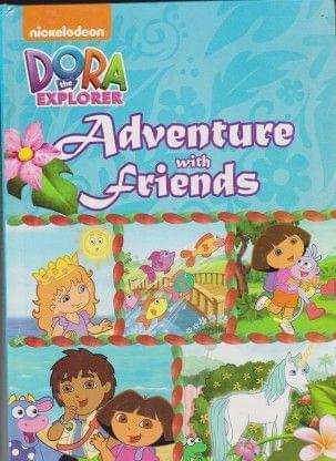 DORA ADVENTURE WITH FRIENDS