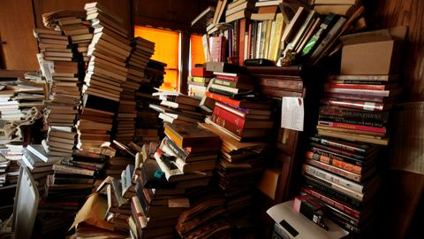 5 MANTRAS FOR GETTING RID OF OLD/UNUSED BOOKS