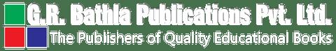 G. R. Bathla Publications Pvt. Ltd
