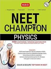 NEET CHAMPION PHYSICS