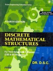 Discrete Mathematical Structures
