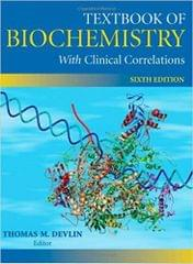 Textbook of Biochemistry with clinical operations
