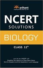 NCERT Solutions  Biology for Class 11th