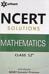 NCERT Solutions Mathematics 12th