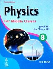 Physics for middle classes book class 8