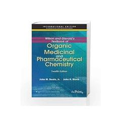 WILSON & GISVOLD S TEXTBOOK OF ORGANIC MEDICINAL AND PHARMACEUTICAL CHEMISTRY