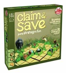 Chalk and Chuckles Claim and Save - Green