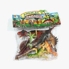 High quality solid pvc animal dinosaur model toy for kids