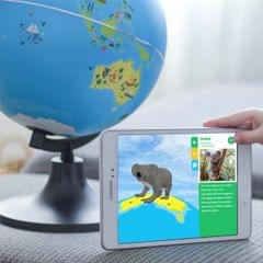 Shifu Orboot The Educational, Augmented Reality Based Globe for Kids, 4-10 Years (Multicolour)