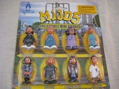 Mijos Homies Figures Figurines Series 1