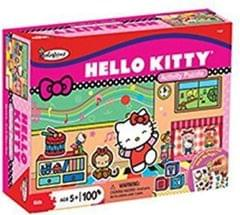 Colorforms Hello Kitty Activity Puzzle  (1 Pieces)