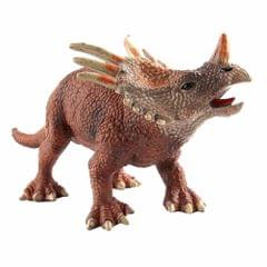 TOYMYTOY 12'' Large Triceratops Dinosaur Toys - Realistic Action Figures for Boys