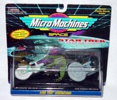 Micro Machines Star Trek Generations  (Multicolor)