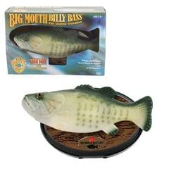 Big Mouth Billy Bass The Singing Sensation