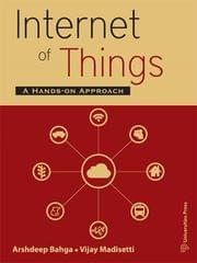 Internet of Things: A Handson Approach