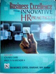 Business Excellence through Innovative HR practices