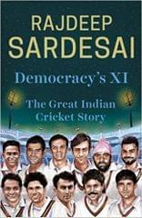 Democracy's XI: The Great Indian cricket-books Story