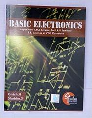 Basic Electonics for I & II Semester