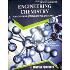 engineering-books Chemistry 1/2 semester B.E(Common to All Branches)