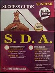 Success Guide SDA(Second Division Assistant)(English