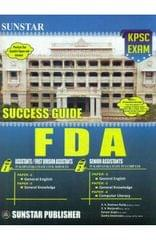 Success Guide FDA(First Division Assistant)(Kannada)