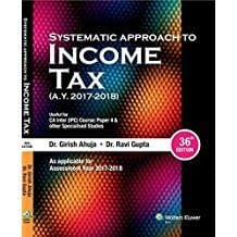 Systematic Approach to Income Tax E 37th