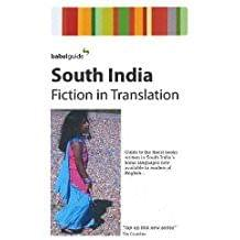 Babel Guide to South Indian fiction-non-fiction-books in English Translation