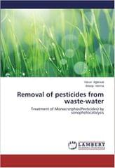 Removal of Pesticides from WasteWater