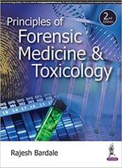 Principals of Forensic Medicine and Toxicology