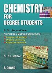 Chemistry Book For B.sc 2 Year