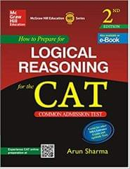 How to Prepare for Logical Reasoning for the CAT (English) 2nd Edition