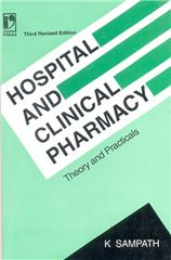 Hospital and Clinical pharmacy-books 3ed