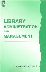 LIBRARY ADMINISTRATION AND MANAGEMENT