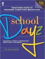 TEACHING KIDS TO MANAGE THEIR OWN BEHAVI