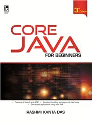 CORE JAVA FOR BEGINNERS  3RD EDN