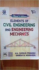 Elements of Civil engineering-books And engineering-books Mechanics