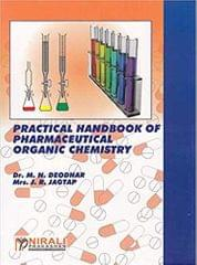 Practical Hand Book Pharmaceutical Organic Chemistry
