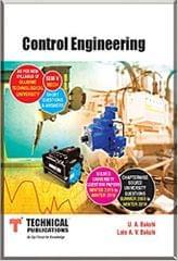 Control Engineering Semester �V (Mechanical Engineering) As Per New Syllabus of GTU (PB)