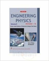 A Textbook Of Engineering Physics (As Per Anna University Syllabus)