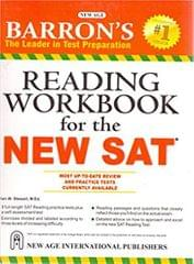Barrons Reading Workbook for the New SAT