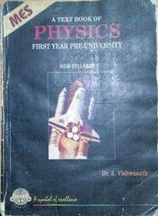 A text Book of Physics Vol 1