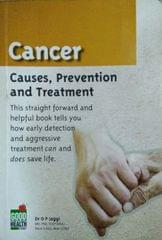 Cancer Causes, Prevention and Treatment