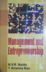 Management and Entreneurship