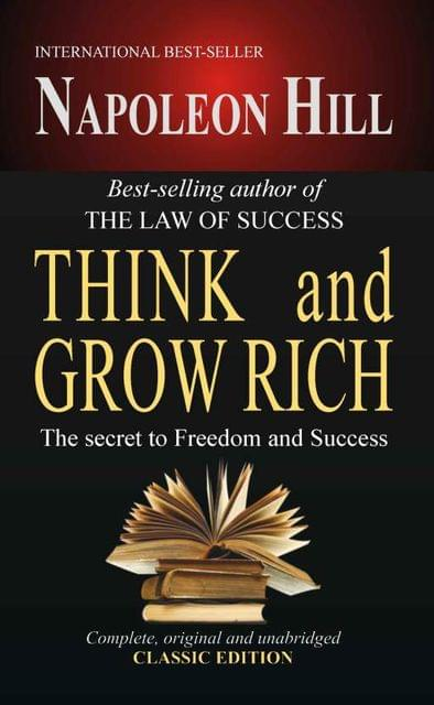 Think & Grow Rich (With CD)