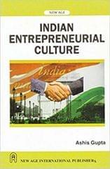 Indian Entrepreneurial Culture