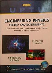 Engineering Physics: Theory and Experiments