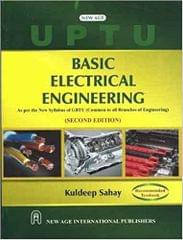Basic Electrical Engineering  As per the New Syllabus of GBTU (Common to All Branches of Engineering)